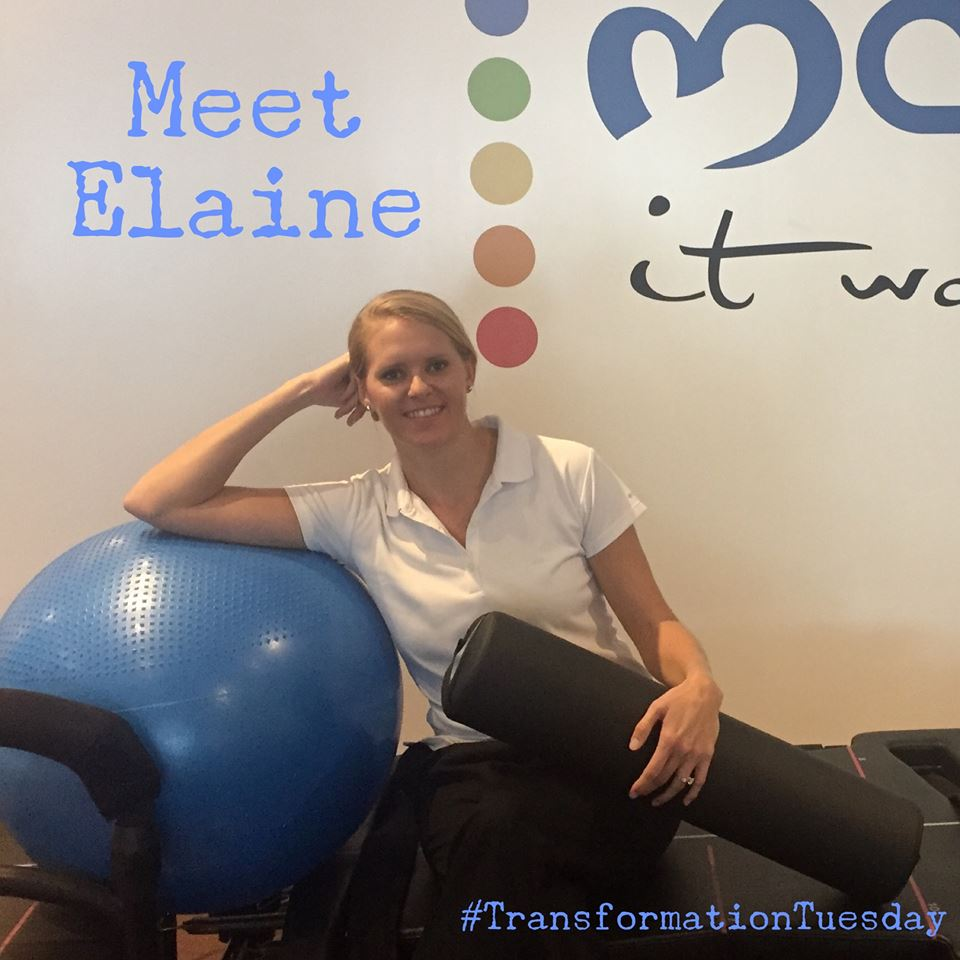 Elaine James PT, DPT, ATC